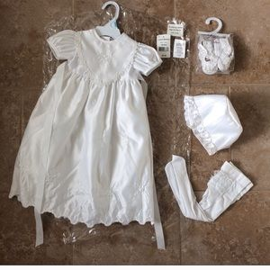 63b7de9cc Lauren Madison · Lauren Madison Christening gown with accessories